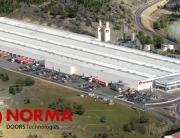 Fábrica de Puertas Norma en San Leonardo de Yagüe