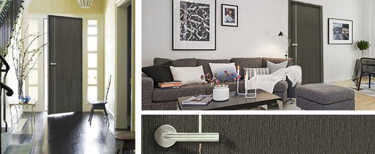 Blog de norma doors puertas norma el color gris en for Decoracion combinar suelo y puertas