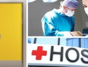 Otro de los espacios en los que se encuentra la presencia de Puertas Norma es en hospitales.