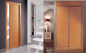 Puerta corredera para ahorrar espacio- Puertas Norma-Norma-Doors