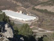 Vistas de la fábrica de Puertas Norma Doors Technologies