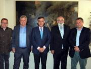 Reunión en la diputación de Soria de los accionistas de Norma Doors