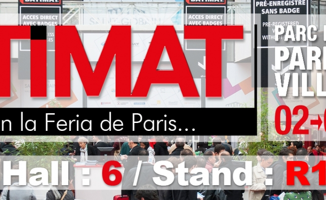 Batimat, la Feria de Paris