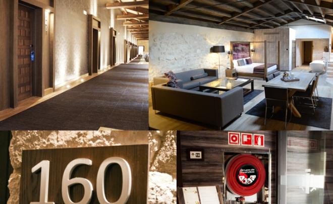Viejos edificios, para nuevos negocios: el hotel Spa de Valbuena, nos abre sus puertas.
