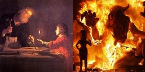 Norma Doors blog dia del padre de fallas y de los carpinteros. Ninots